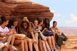 Colonie de vacances pour ados aux Etats Unis