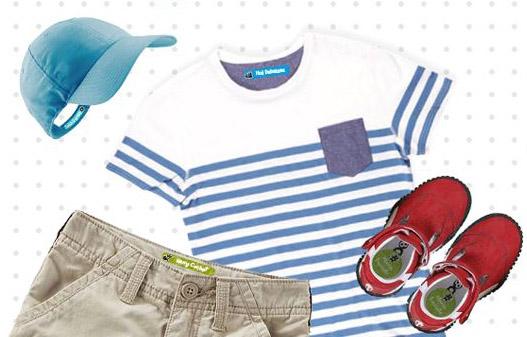 Etiquettes Signoo pour marquer les vêtements de mon enfant en colo