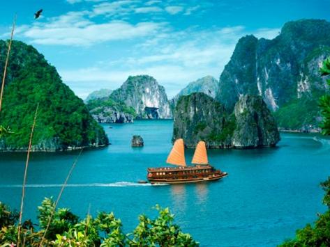 """Colonie de vacances """"Le Vietnam du nord au sud"""""""