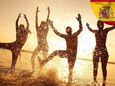 Colonie de vacances linguistique espagnol