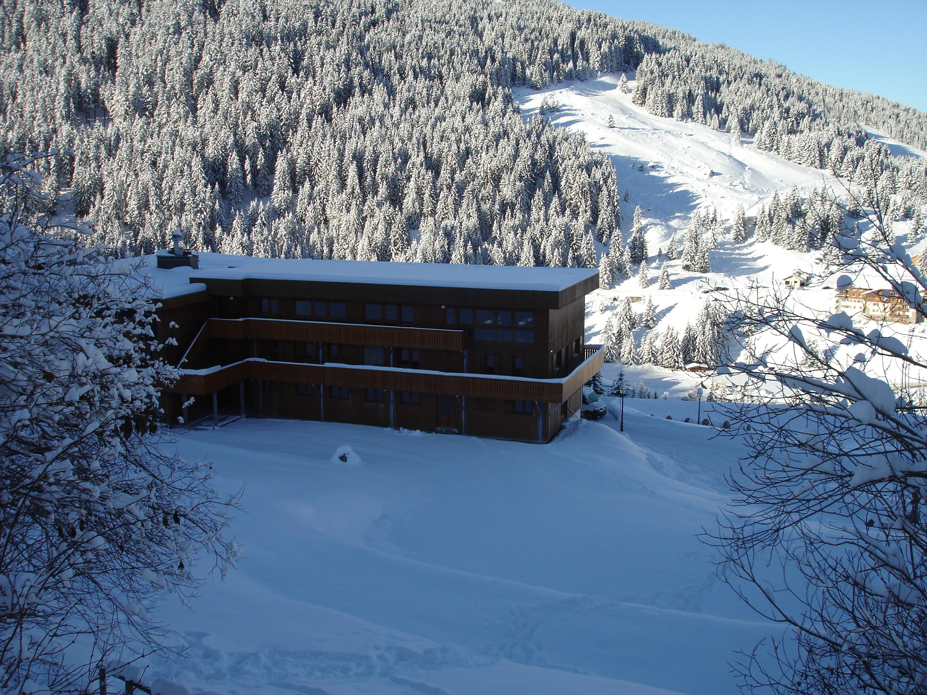 Centre de vacances en Savoie